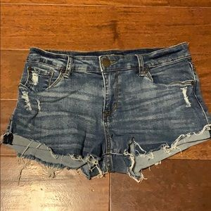 STS Blue Jean Shorts Size 26